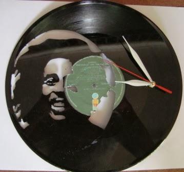 Piringan Hitam Jam Bob Marley