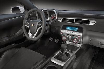 2014 Chevrolet Camaro Z28 Interiors