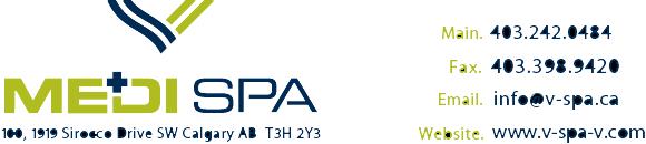 V Medi Spa Botox Laser Hair Removal And Skin Care Clinic