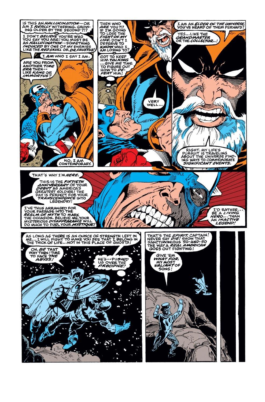 Captain America (1968) Issue #383 #316 - English 24