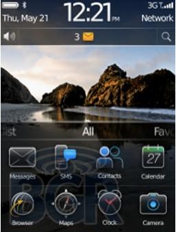 Blackberry OS 6.0, Berikan Kemudahan Navigasi