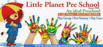 Little Planet play school Franchise