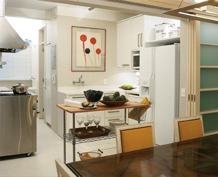 Casinha Bonitinha Cozinhas E Salas Integradas Ou Para