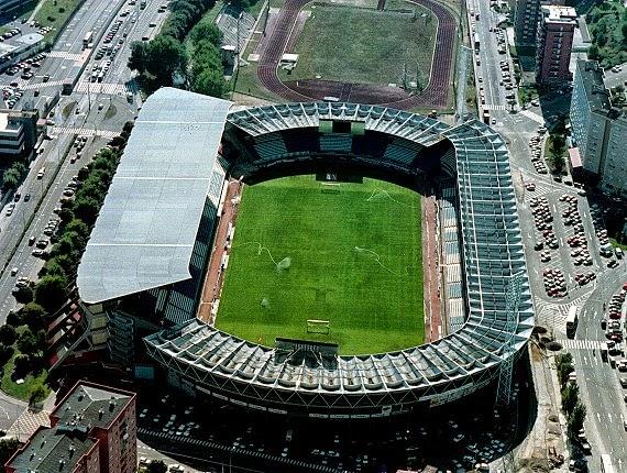 Estadio Balaídos - Celta de Vigo Stadium