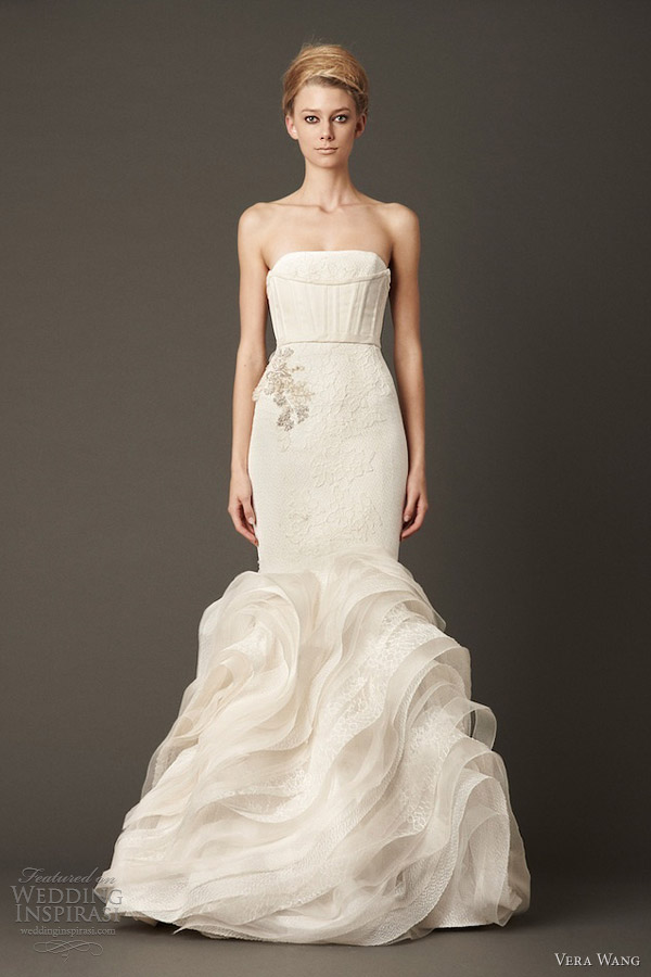 Honey buy vera wang fall 2013 wedding dresses for Wedding dress pictures 2013
