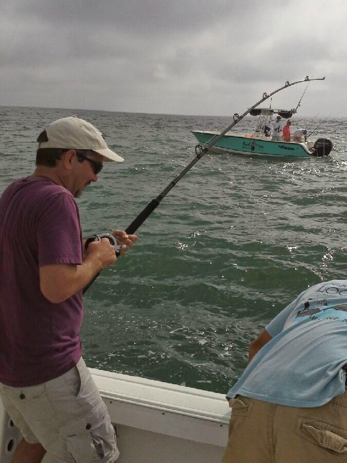 Galveston fishing report galveston fishing charter company for Fishing charters galveston tx