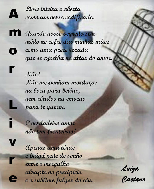 """Amor Livre"""