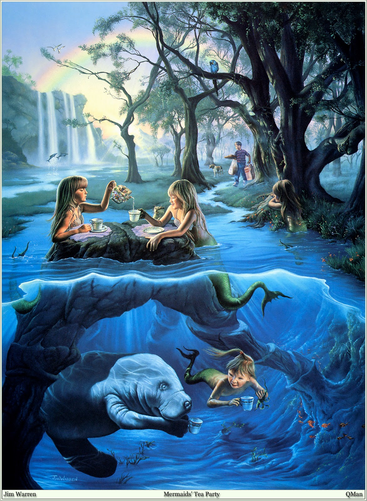Bienvenidos al nuevo foro de apoyo a Noe #232 / 07.03.15 ~ 10.03.15 - Página 40 Imagenes-dibujos-e-ilustraciones-de-sirenas-en-el-mar-fantasticas-fantasy-mermaids+(13)