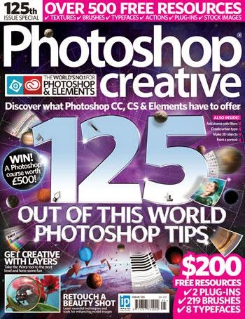 Photoshop Creative Magazine Issue 125 2015