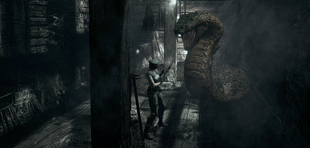 19 New Resident Evil Remastered Screenshots