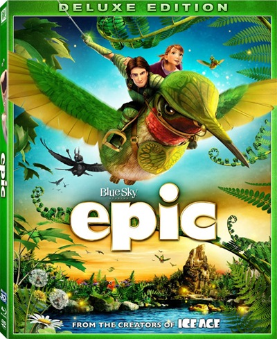 Epic: El Reino Secreto 1080p HD Latino Dual