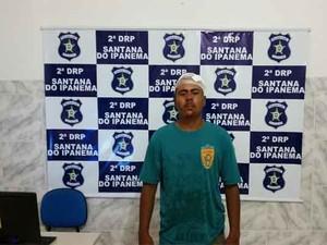 Polícia Civil prende suspeito de matar duas pessoas no Sertão de Alagoas