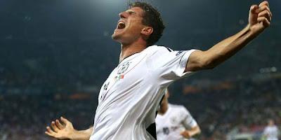 Mario Gomez Top Skor Sementara Euro 2012