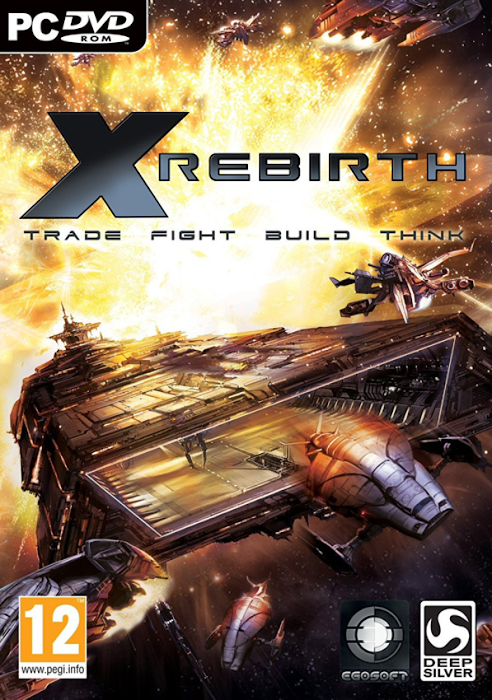 X-Rebirth Full Tek Link Torrent Oyun İndir