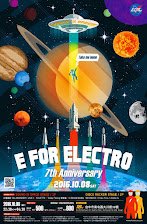 E for Electro 7th Anniversary Party 2016