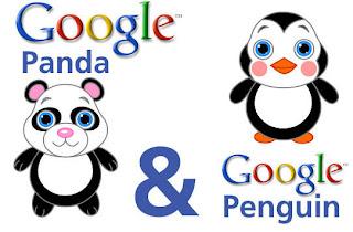Google Pinguin, Google Panda