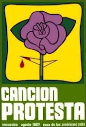 CANCIÓN PROTESTA EN FACEBOOK