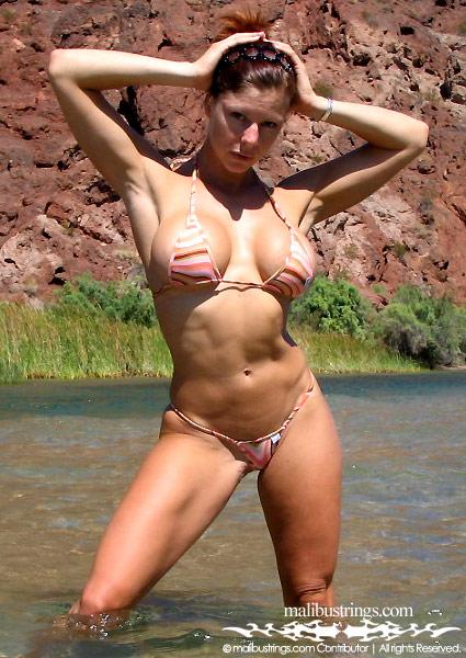 Sharon bikini blog old pics