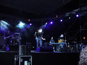 La PFM in concerto a Trebaseleghe, 2.9.11