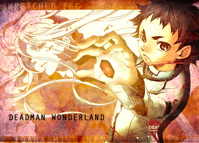 Deadman Wonderland Wretched Egg Wallpaper 0002