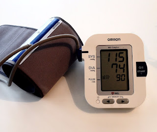 Omron M6: bloeddrukmeter
