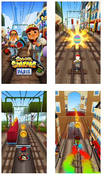 Download Games Subway Surfers In Paris v1.37.0 APK