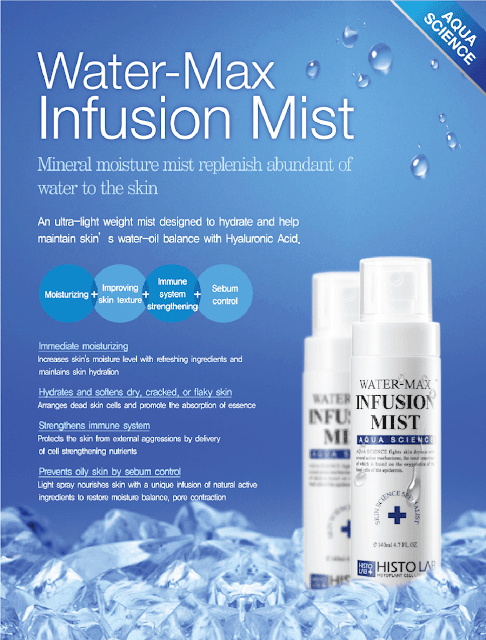 Histolab Water-Max Infusion Mist review