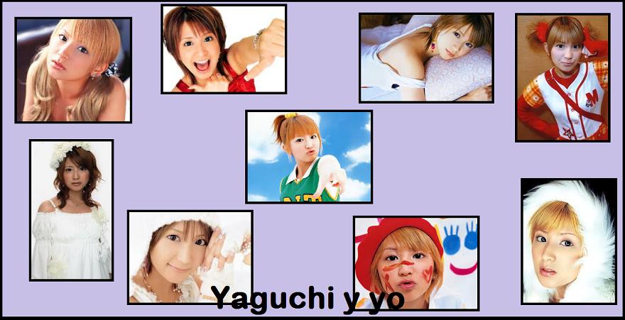 Yaguchi y yo