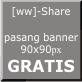 Pasang Banner Gratis