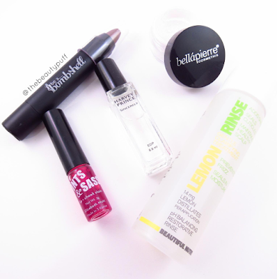 beauty box 5 september 2015 - the beauty puff