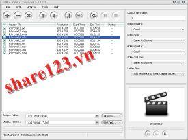 Ultra Video Converter - Phần mềm giảm dung lượng Video chuyên nghiệp