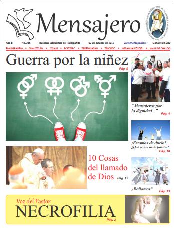 MENSAJERO 215