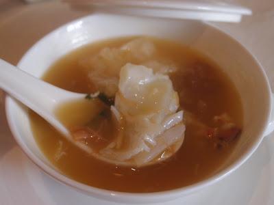 黄酒海味浓汤