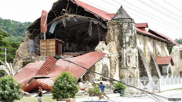 BOHOL EARTHQUAKE 6