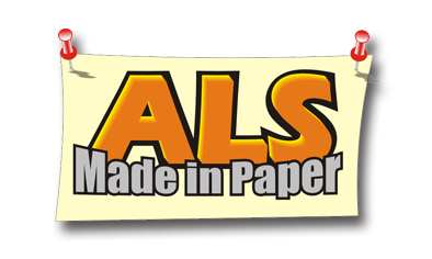ALS Made in paper