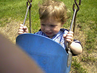 Safety at Play: Swinging