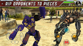 Real Steel v1.7.0 for iPhone/iPad