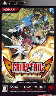 Fairy Tail Portable Guild [PSP]
