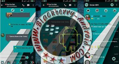 BBM Mod Terbaru Tema Neo Material v2.9.0.51 Apk