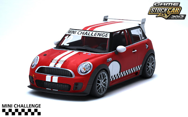 Reiza studios Game Stock Car 2012 mini challenge