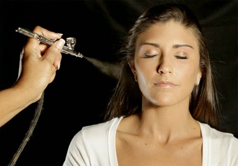 Airbrushing Make up-Tips,Techniques,Benefits