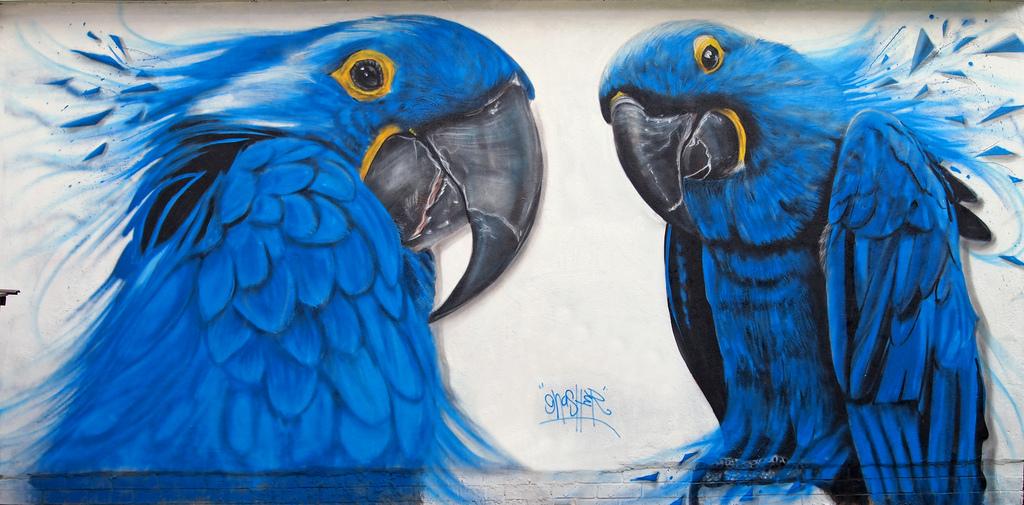 Miguel En Graffiti 3d