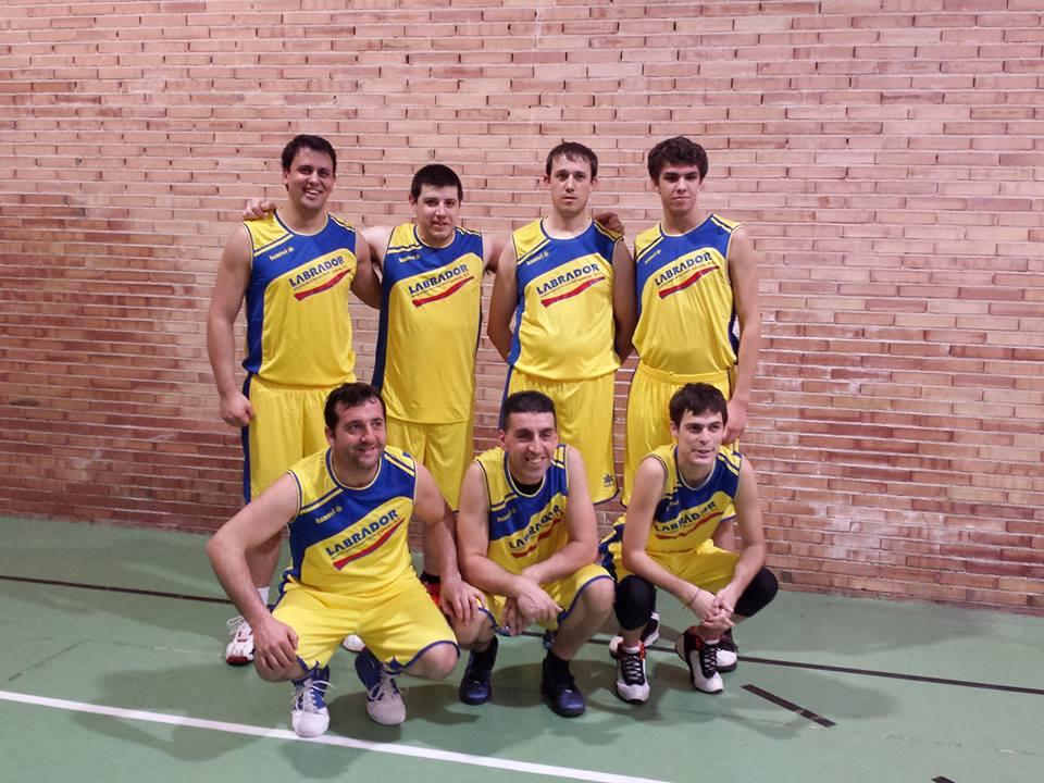 bejar foto de equipo de baloncesto