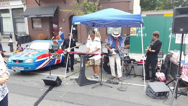 Chip Shop Band Atlantic Antic