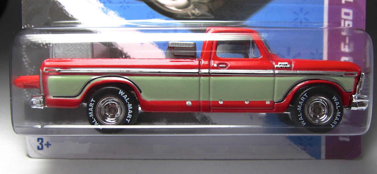hot wheels sam walton 79 ford f 150 truck 2013 walmart exclusive - Rare Hot Wheels Cars 2013