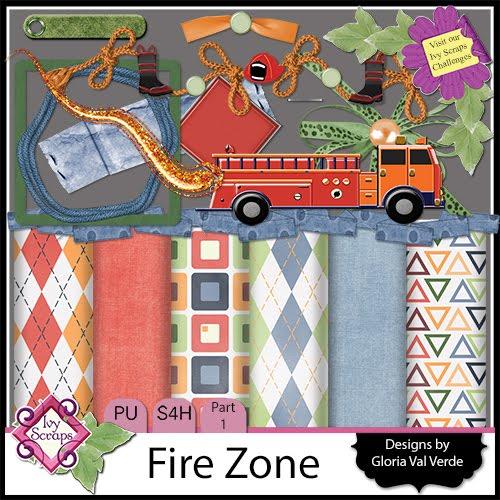 Oct.15 mini pixel Fire Zone by Gzvalverde