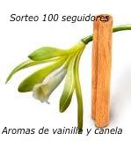 Aromas de vainilla y canela