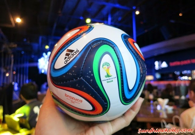 brazuca, Adidas Battle Pack , 2014 the FIFA World Cup™ Brazil