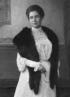 Grande-duchesse  Hilda de Bade, née princesse de Nassau 1864-1952