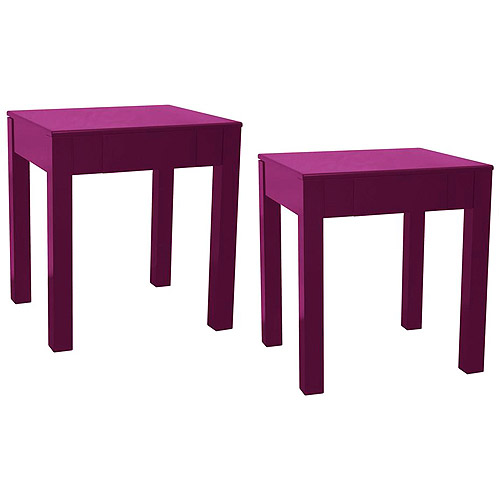 Cheap chic side tables for Cheap trendy furniture